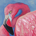 Henry - The Flamingo by Torrie Smiley