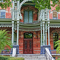 Henry B. Plant Museum Entry by HH Photography of Florida