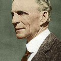 Henry Ford, Us Car Manufacturer by Sheila Terry