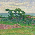 Henry Moret 1856 - 1913 The Plough by Adam Asar