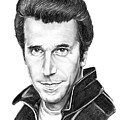 Henry Winkler The Fonz by Murphy Elliott