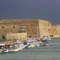 Heraklion Castle Crete Greece by Ivan Pendjakov