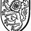 Heraldry: Lion by Granger