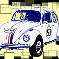Herbie The Love Bug by Bill Cannon