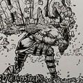 Hercules by Tom Stearns