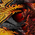 Here Be Dragons by Ann Garrett