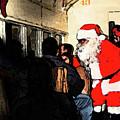 Here Come Santa by Kim Henderson