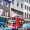 Here In London by Odeliya Harel