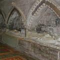 Hereford Cathedral Crypt by Deborah Smolinske
