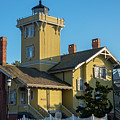 Hereford Inlet Lighthouse by Bob Cuthbert