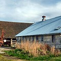 Heritage Barns by Jim Romo