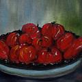 Heritage Tomatoes by Judith Rhue