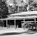 Heritage Town Of Echuca - Victoria Australia by Kaye Menner