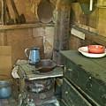 Hermits Cabin by Douglas Barnett