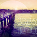 Hermosa Beach California by Phil Perkins