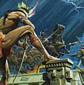 Hernando Cortes by Severino Baraldi