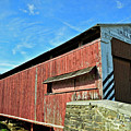 Herrs Mill Bridge by David Arment