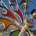 Hershey Ferris Wheel Of Color by Jennifer Craft