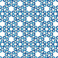 Hexagonal Snowflake Pattern by Jozef Jankola