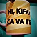 Hi Kifak Ca Va Mug In Lebanon  by Funkpix Photo Hunter