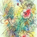 Hibiscus 2 by George I Perez