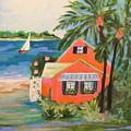 Hibiscus Beach House by Karen Fields