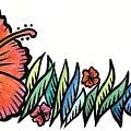 Hibiscus Guam 2009 by Marconi Calindas