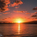 Hickam Sunset by Brittney Robles