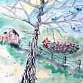 Hickory by Denise Tomasura
