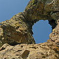 D17875-hidden Arch On Casa Grande  by Ed  Cooper Photography