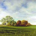 Hidden Barn by Tony Scarmato