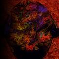 Hidden Face by Diane Parnell