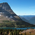 Hidden Lake - Glacier National Park by Yefim Bam