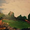Hidden Meadow by Calvin Ott