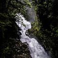 Hidden Waterfall by Graeme Mell