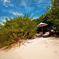 Hideaway. Maldivian Beach by Jenny Rainbow