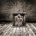Hiding by Jacky Gerritsen