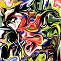 Hieary by Blind Ape Art