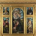 High Altarpiece S Alessandro Brescia by PixBreak Art