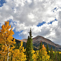 High Country Fall by Ray Mathis