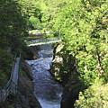 High Falls Gorge by Deborah Benoit