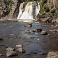 High Falls Of Tettegouche State Park 3 by AMB Fine Art Photography