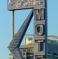 High Hat Motel Las Vegas by Bill Buth