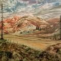 High Meadowland by John Vandebrooke