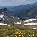 High Mountain Vista by Crystal Garner