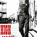 High Noon, Gary Cooper by Thomas Pollart