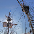 High On The Foremast by Allan Levin