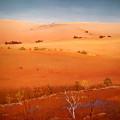 High Plains Hills by William Renzulli