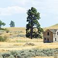 High Prairie Home by Lynn Hansen