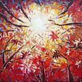 High Red by Gina De Gorna